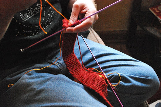 Science Says Knitting Makes Humans Warmer And Happier, Mentally