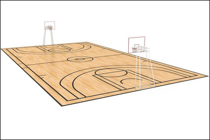 What To Know About Outdoor Basketball Court Painting Brite Line