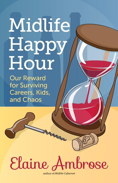 Midlife Happy Hour is a 2016 Foreword INDIES Book of the Year Award Finalist