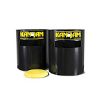 Kanjam Original Portable Disc Slam Outdoor Game - Features Durable, Weather Resistant Material - Includes 2 Kanjam Targets And 1 Flying Disc; Multiple
