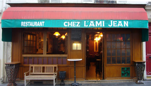 CHEZ L'AMI JEAN - London Meets Paris