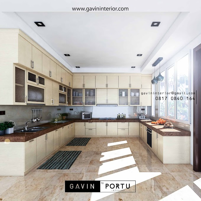 Dapur Kering Dan Basah | Ide Rumah Minimalis