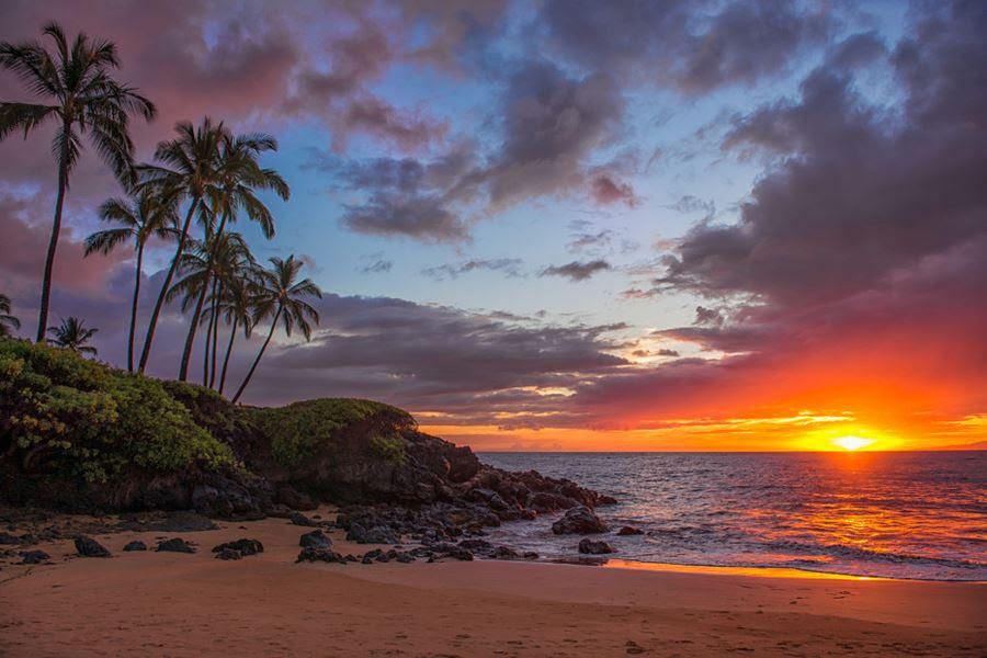 Ulua Beach, Maui, Χαβάη