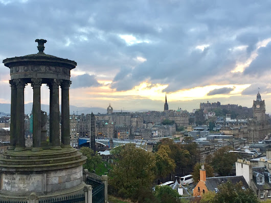 What do in Edinburgh in 3 Days - 7 Continents 1 Passport