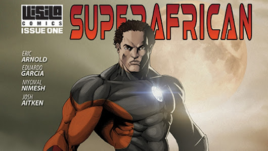 Kenyan musician Sila creates a new superhero he can relate to — Super African!