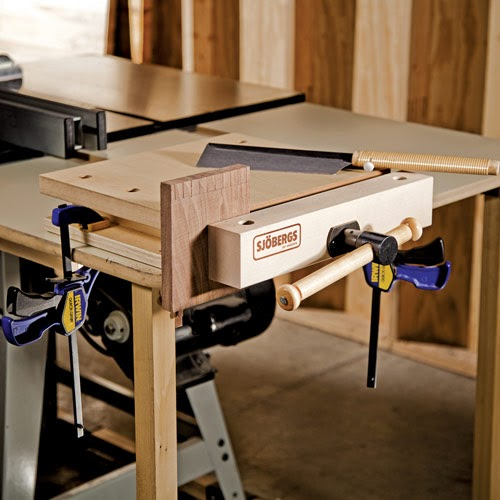 The Penultimate Woodshop: On Benchtop Benches