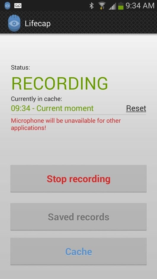 "Turn Your Samsung or Other Android Phone into a Personal ""Black Box"" Audio Recorder - TECH WORLD"