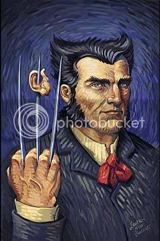 Wolverine & Arte