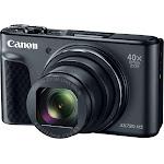 Canon - PowerShot SX730 HS 20.3-Megapixel Digital Camera - Black
