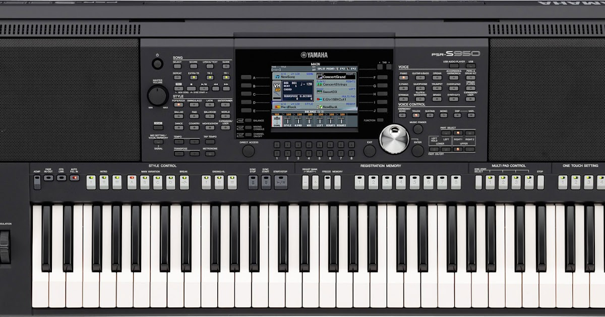 Image Result For Yamaha Keyboard Style Maker Software