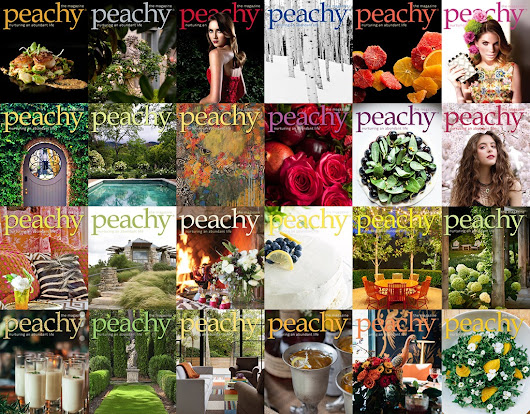 The Fall 2018 Issue is Here! - Peachy the Magazine