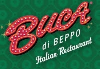 Michael Madden, Gregory Fisher, Jeremy Butt present at Buca di Beppo Reading