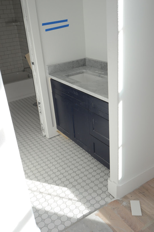 Tile Situation For The Kids Bath Wills Casawills Casa