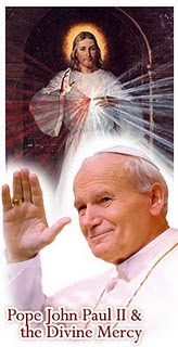 Pope JPII and Divine Mercy
