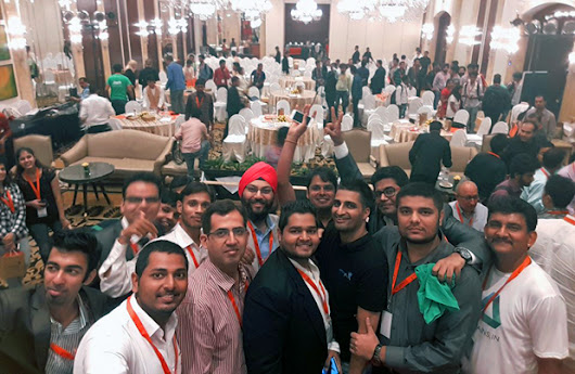 Photos & Highlights from the 2016 DomainX Conference in New Delhi, India