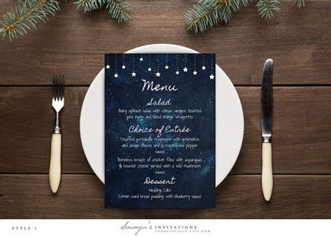 30 Ideas That Will Make Starry Night Weddings Your Favorite