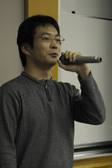 岩間 亮 (happy_ryo) さん, BOF A-2 java-jaプレゼンツ・第十一回 第2回チキチキ JJUG だよ全員集合 ライトニングトーク大会, JJUG Cross Community Conference 2008 Fall