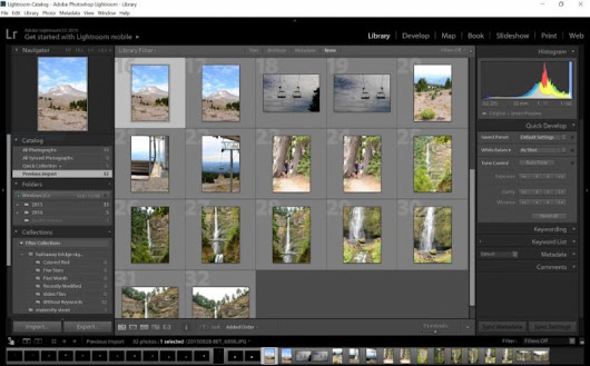 Lightroom Photo Processing - Two Day Class - February