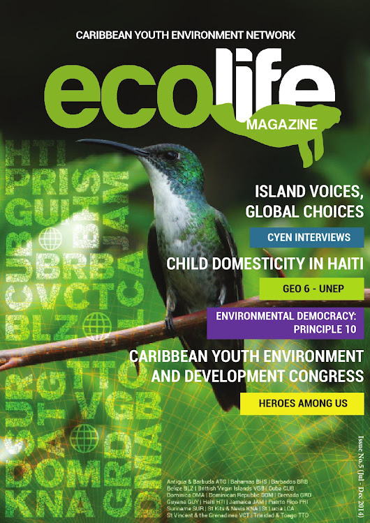 ECOLife Issue No.5 (July - December 2014)