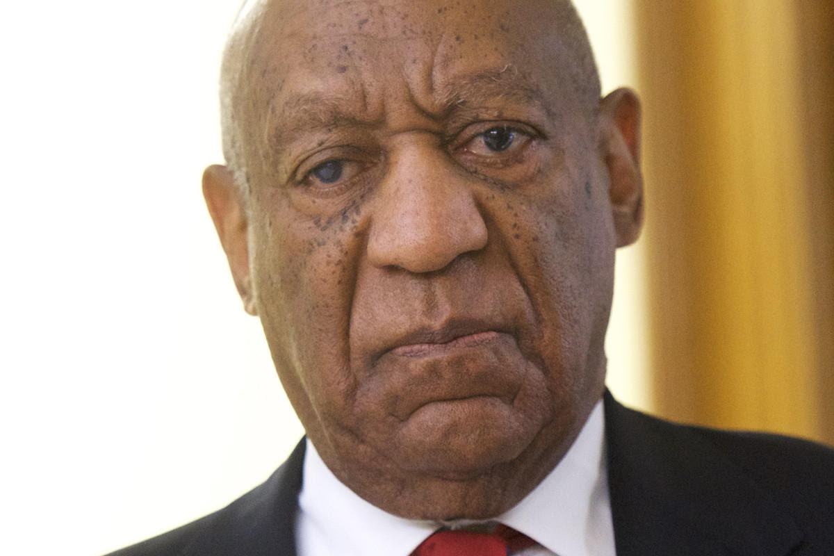 Image result for Good riddance, Bill Cosby; sex crimes aren't funny