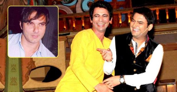 Kapil Sharma and Sunil Grover's rendezvous at Sohail Khan's bash, details are worth knowing