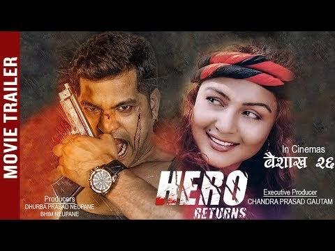 Hero Returns Nepali Movie Trailer