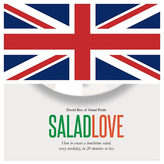 """SALAD LOVE"" The Book"