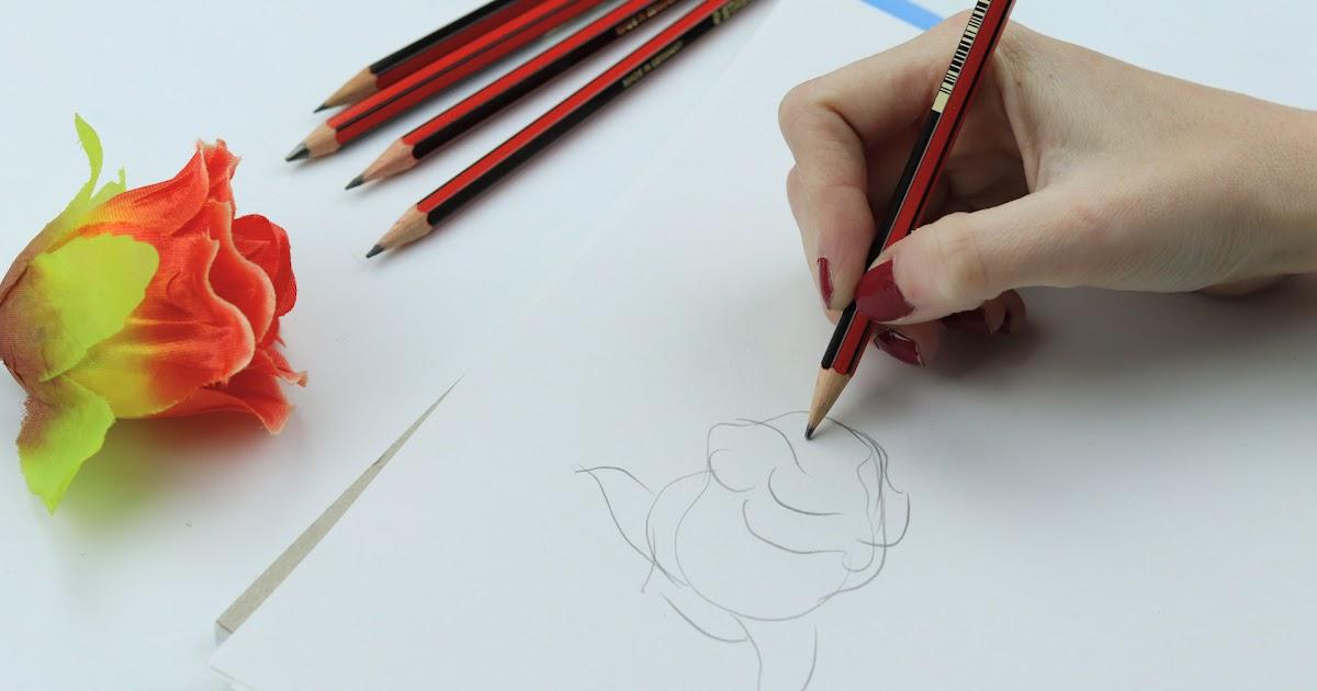 Teknik Mewarnai Dengan Pensil Warna Agar Terlihat Nyata ...
