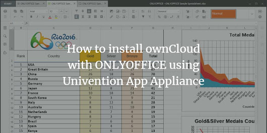 How to install ownCloud with ONLYOFFICE using Univention App Appliance