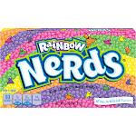 Wonka Rainbow Nerds On the Go Concession Candy Box, 5 Oz