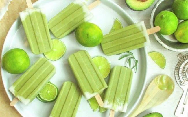Авокадо + лимон + кокосовое молоко мороженое, рецепты