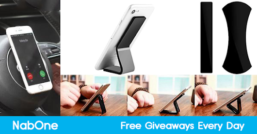 Flexi Mobile Phone Stand - Share to Win TODAY ONLY!!!