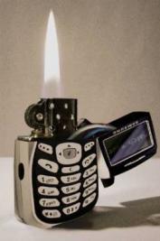 Briquet GSM