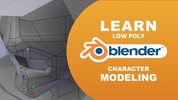 [100% Off BitDegree Coupon] - Learn Low Poly Blender Character Modeling: A Simple Blender Tutorial