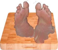 Melting feet4