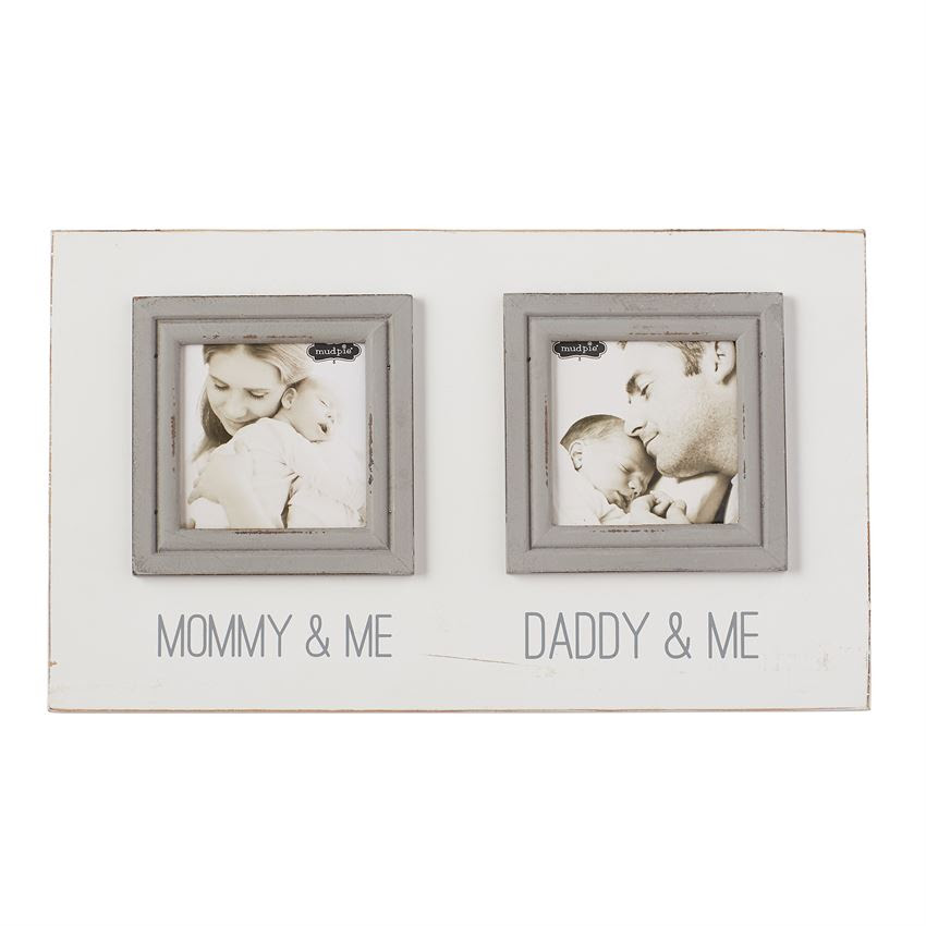 Mommy Daddy Me Double Frame Ecohome Atlanta