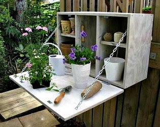 Уникальные идеи, как лучше хранить вещи на даче...