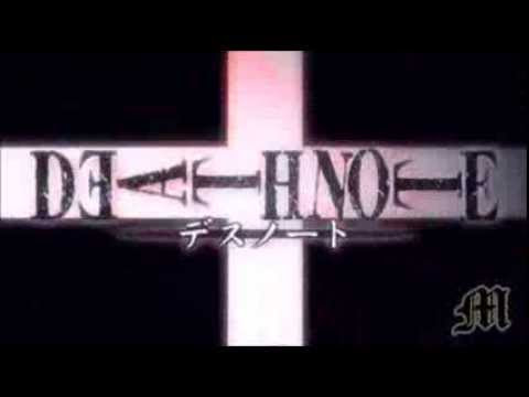 Death Note:Anime