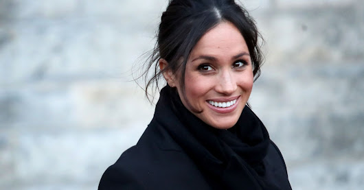 "Meghan Markle: ""it is the story behind it"" the beauty of a smile in public speaking"