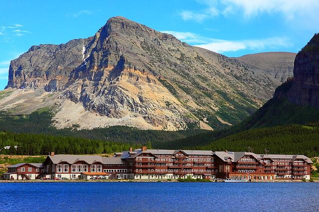 IMG_4857 Many Glacier Hotel, Glacier National Park