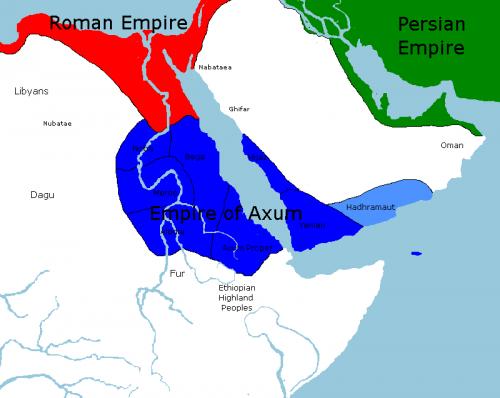 Axumite Empire