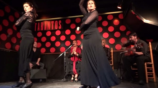 Best Place To See a Flamenco Show in Barcelona: Los Tarantos Barcelona (Video) | Seriously Spain