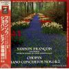 FRANCOIS, SAMSON - chopin; piano concerto no.1 & no.2