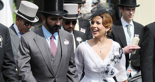 Sheikh Mohammed And Princess Haya As The Perfect Couple – Emirates Woman