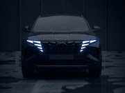 Hyundai reveals all-new Tucson with parametric design themes