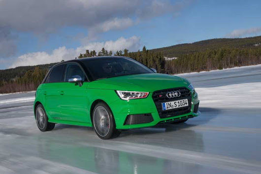 Audi S1 Quattro - The Quick Spin Review - Men Style Fashion