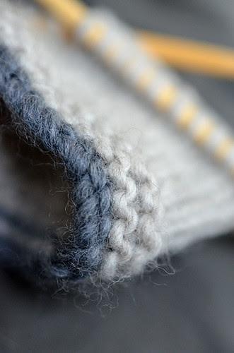 gentle knitting