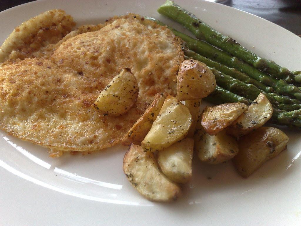 Eggs, Potatoes & Asparagus