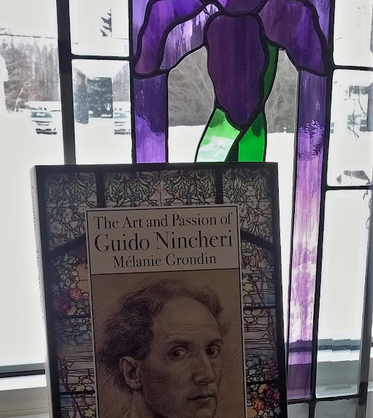 The Art and Passion of Guido Nincheri by Mélanie Grondin • The Miramichi Reader