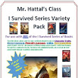 Mr. Hattal's I Survived Common Core Aligned Task Set for 3rd, 4th, and 5th Grade